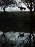 Horse Ride Photographic Print