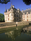 Chateau D'Azay-Le-Rideau, Loire Valley, France Photographic Print by Kindra Clineff