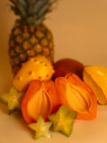 Assortment of Tropical Fruit Fotografie-Druck von Chris Rogers