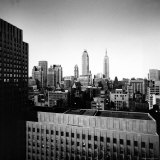 Looking Southward from Midtown Manhattan Photographic Print