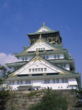 Osaka Castle Osaka Japan Photographic Print