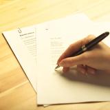 Insurance Papers Reprodukcja zdjęcia