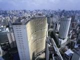 Sao Paulo Brazil Photographic Print