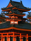 Heian-Jingu Shrine, Kyoto, Japan Photographic Print by Phil Weymouth