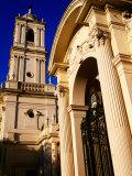 Iglesia Catedral in Plaza Belgrano, San Salvador De Jujuy, Argentina Photographic Print by Michael Taylor