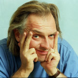 Rik Mayall Comedian, October 1999 Photographic Print