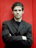 Jason Orange Former Member of Take That Pop Group 1999 Fotografie-Druck