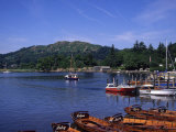 Cumbria Windermere at Ambleside Photographic Print