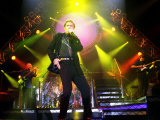 Sir Cliff Richard Treated His Fans to an Electric Show at the King's Hall Belfast, June 1999 Fotografisk tryk