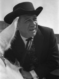 Film Carry on Cowboy 1965 Sid James Fotografie-Druck
