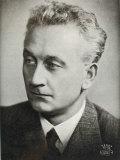 Albert Von Nagyrapolt Szent-Gyorgyi American Biochemist Born in Hungary Photographic Print