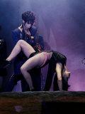 Prince Pop Star Performing on Stage Fotografie-Druck