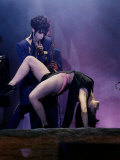 Prince Pop Star Performing on Stage Photographic Print