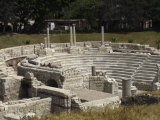 An Ancient Roman Theater Photographic Print by Richard Nowitz