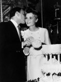 Frank Sinatra and Mia Farrow were Married 19th, July 1966 Photographic Print