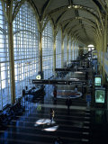 People Walk Through the Terminal of Washington&#39;s National Airport Photographic Print by Stephen Alvarez