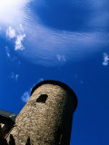 Castle Sternberk Tower, Sternberk, Czech Republic Photographic Print by Richard Nebesky