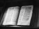 The Domesday Book Photographic Print