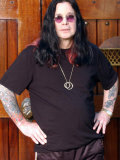 Ozzy Osbourne, December 2003 Photographic Print