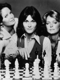 Charlie's Angels TV Programme, 1977 Photographie
