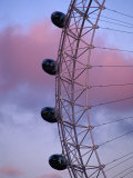 Detail of London Eye, London, United Kingdom Photographic Print by Richard I&#39;Anson