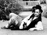 Boy George Photographic Print