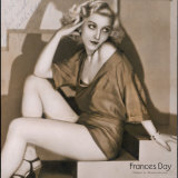 Frances Day Revue Star of German and Russian Origin Who Appeared in British Films Photographic Print by Dorothy Wilding