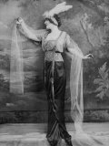 Evening Dress 1913 Photographic Print