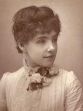 Jessie Bond, Singer & Actress, Photographic Print