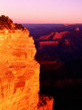 Yavapai Lookout, Grand Canyon National Park, U.S.A. Photographic Print by Ann Cecil