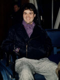 Donny Osmond with the Osmonds Photographie