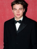Leonardo Dicaprio at Man in the Iron Mask Premiere, 1998 Lámina fotográfica