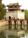 The Summer Palace Photographic Print by Richard Nowitz