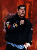 Marky Mark American Rap Artist Photographie