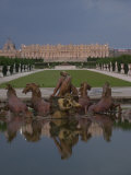 Chateau de Versailles, France Photographic Print by Keith Levit