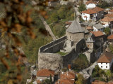 Restored Middle Age Fortress Vranduk, Central Bosnia, Photographic Print by Amel Emric