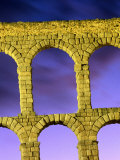 Aqueduct, Segovia, Spain Photographic Print by John Banagan