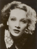 Marlene Dietrich German Film Actress in Soft Focus Photographic Print