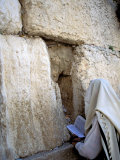 Wailing Wall, Jerusalem, Israel Photographic Print by Nik Wheeler