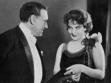 Marlene Dietrich German Film Actress in a Silent Movie Gefahren Der Brautzeit Photographic Print