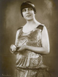 Asta Nielsen Danish Actress of Stage and Screen Photographic Print