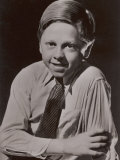 Mickey Rooney, American Actor of Stage, Screen and TV Photographic Print