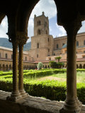 Santa Maria La Nuova Duomo, Monreale, Sicily, Italy Photographic Print by Walter Bibikow