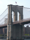 Bridge, New York City Photographic Print by Keith Levit