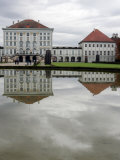 Houses of the Castle Nymphenburg in Munich Photographic Print by Christof Stache