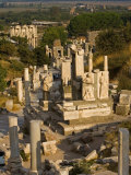 View of Ruins, Ephesus, Turkey Photographic Print by Joe Restuccia III