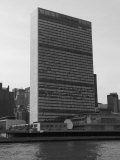 United Nations Building Photographic Print by Keith Levit