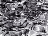 Stones in Water Photographic Print