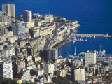 Monte Carlo, Monaco Photographic Print by Philippe Poulet