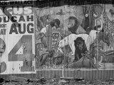 Ben Shahn - Circus Poster, Smithland, Kentucky, c.1935 Photo